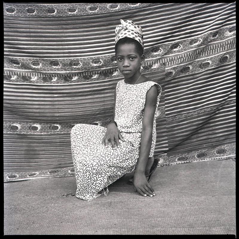 Fille, Abidjan © Clic Clac Baby