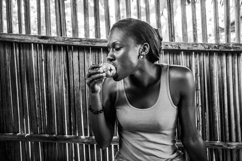 Afrique : Aberration Chromatique © 2013 - Douraid Souissi