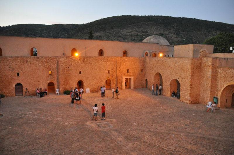 Fort Lazaret - 8eme rencontre de la Photographie de Ghar el Melh- Tunisie