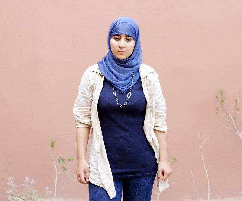 Jmarrakech,  « Hiba Chaari » © Hanane Housni
