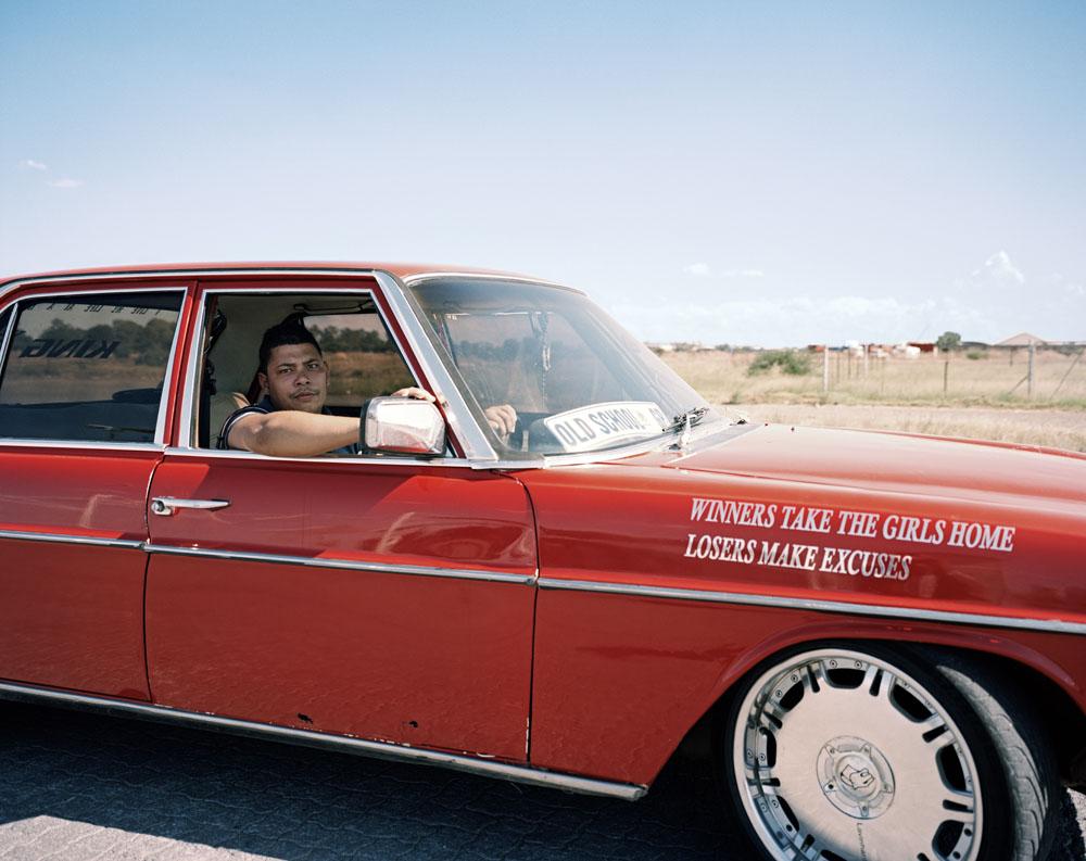 'King G', Transvaal Road, Kimberley, Northern Cape, 2012. © Ilan Godfrey