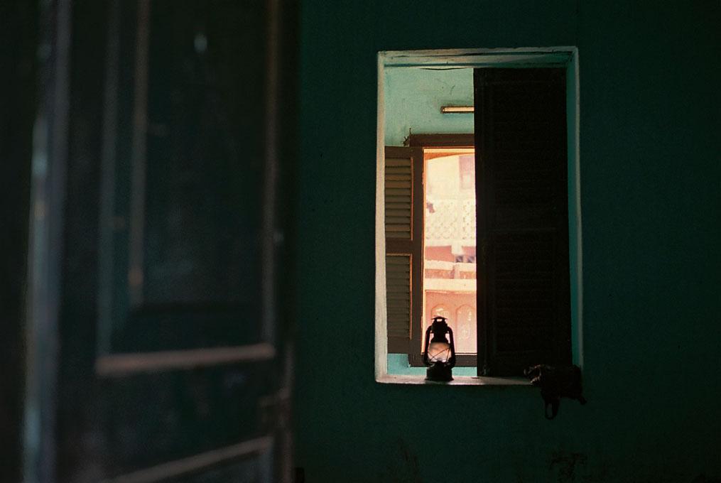 Maison Migan, quartier Ataké, Porto Novo, Bénin 2007 © Catherine Laurent