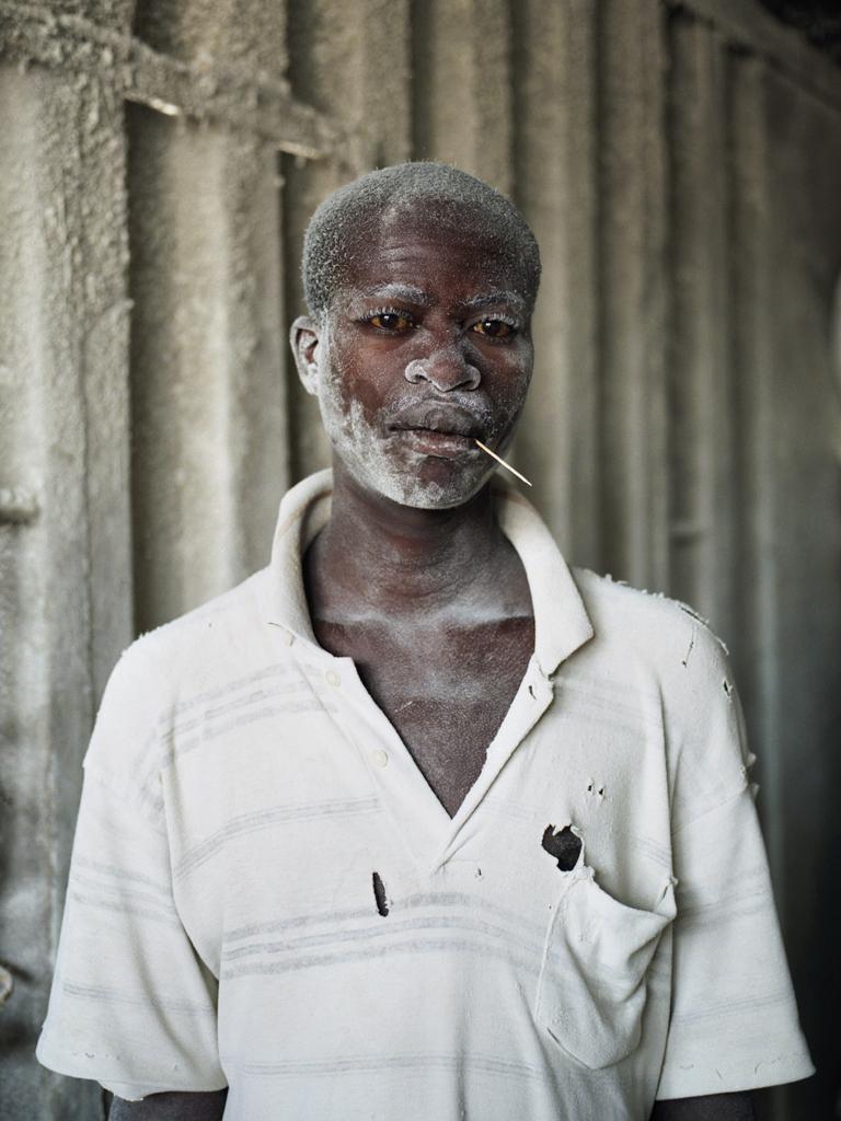 Le meunier de manioc © Anaïs López