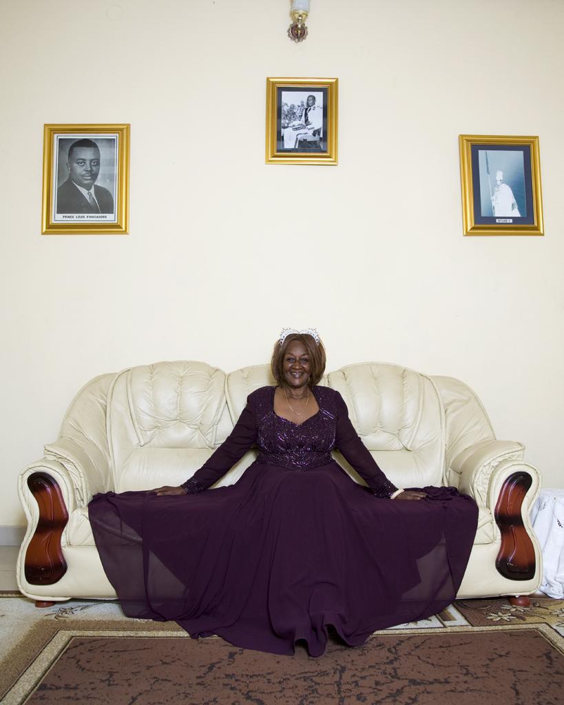 La dernière princesse du Burundi: Princesse Rosa © Anaïs López
